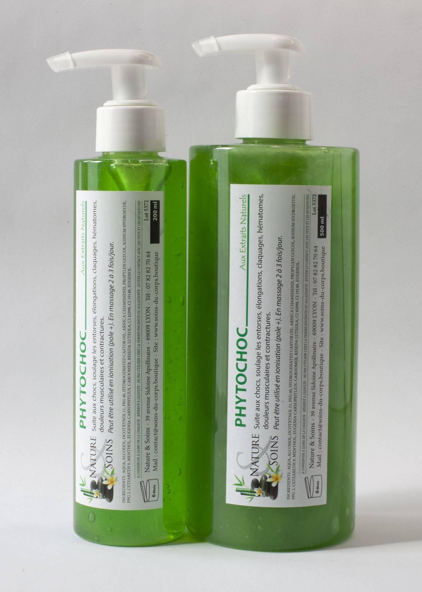 PHYTOCHOC - gel de massage arnica